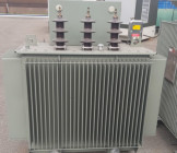 1000 kVA 12 kV / 400 Volt CG Power transformator 2013