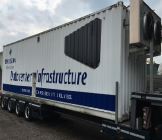 Emerson SmartMod - compleet datacenter in 40ft HQ container