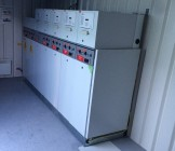 Eaton SVS08 Ring Main Unit met 4x motor bediendveld