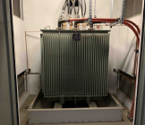 2x 1600 kVA 30 kV / 420 Volt CG Power - Pauwels transformator 2014
