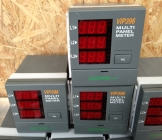 Multi Panel Meter incl. trafo PARTIJ