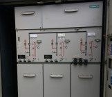 25x Siemens 8DJ20 RRT 12kV Ring Main Unit