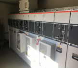 ABB UniSwitch 9-velds gas-geisoleerde RMU 2005