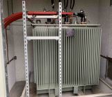 1000 kVA 30 kV / 420 Volt CG Power - Pauwels transformator 2014
