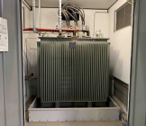 4x 2500 kVA 30 kV / 420 Volt CG Power - Pauwels transformator 2014