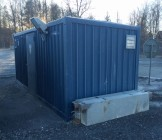 Eaton SVS08 7-velds <25kV RMU 20ft containerCOMPLEET