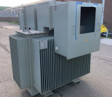 2x 1600 kVA 10 kV / 420 Volt outdoor Pauwels transformator 2002